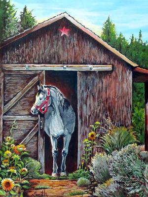 Barn Sweet Barn