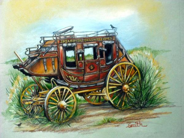 Old Stagecoach