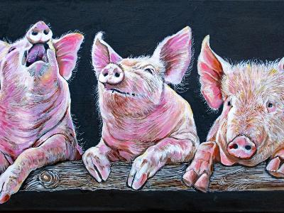 Three Little Piggies