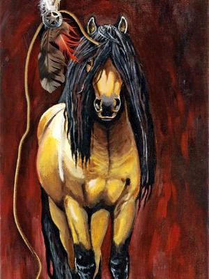 Kiger Mustang